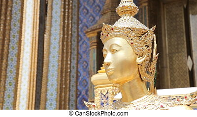 Sculpture in Grand Palace - Grand Palace, Bangkok, Thailand
