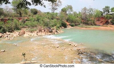 Indein village, Myanmar - Inle lake, Myanmar