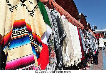 Puebla city artist market - Artist Market in Puebla City,...