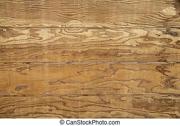 Wood siding - T1-11 wood siding unfinished