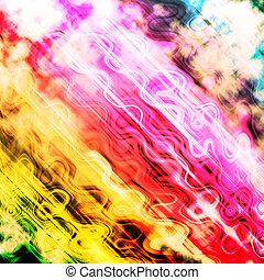 spectral linear rainbow