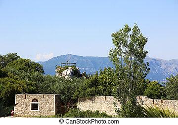 Kaizers Throne Corfu