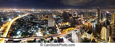 Bankok skyline