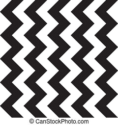 Seamless background zigzagging parallel lines