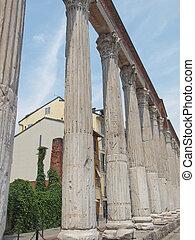 Colonne di San Lorenzo, Milan - Colonne di San Lorenzo St...