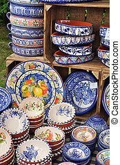 Portuguese ceramics - Colourful ceramics from Portugal for...