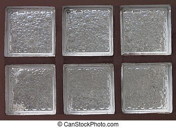 color of glass block  - Decorative Glass Blocks color