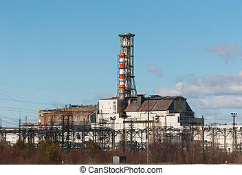 The Chernobyl Nuclear Pwer Plant, 2012 March 14 - The...