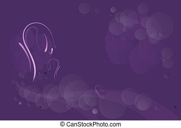 violet tulip flower background