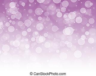 púrpura, círculos