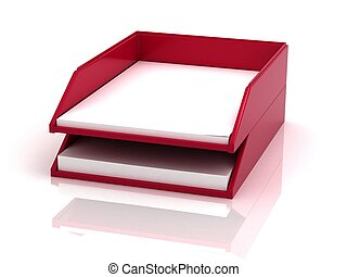 trays for papers
