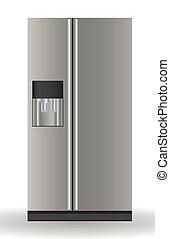 Illustration, réfrigérateur