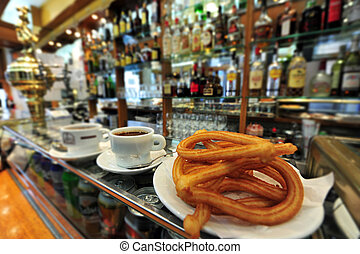 Travel Photos of Spain - Madrid Cityscape - The spanish...
