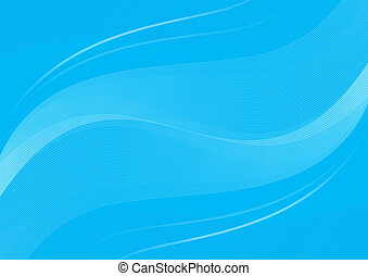 Light Blu wavelet background Desi 3 - Abstract background...