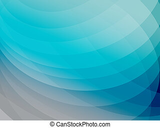 Blue-Gray wavelet background - Abstract background for...