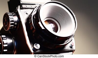 Camera - Close up of old camera