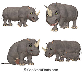 Rhinoceros Pack