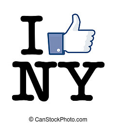 I Like New York jacking of I love NY