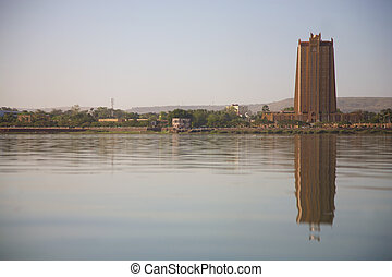 Lifestyle on the Delta of Niger - Romantic atmosphere at...