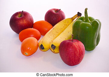 More Fruits and Veggies To Select F