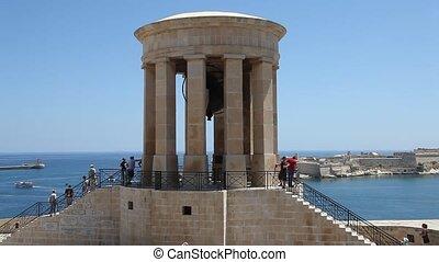 Siege Bell Valletta
