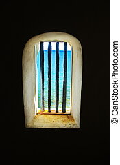 Fort Christiansted Prison Window