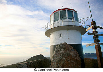Lighthouse - Cape of Good Hope