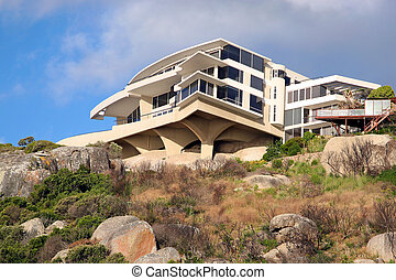 Villa on the cliff - Luxury house in Cape Town.