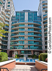 St George Wharf - Fountain House - 'Fountain House' one of...