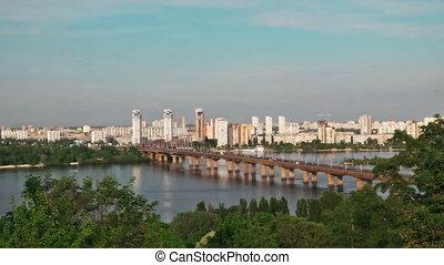 Bridge Across the Dnieper