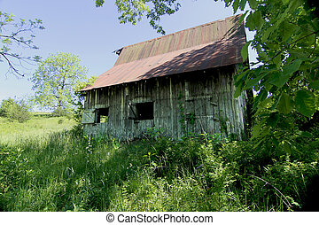 Hillside Barn