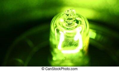 Lamp - Close up of lamp