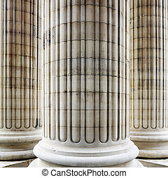Columns in Paris