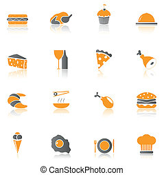 Food icons - Part 1