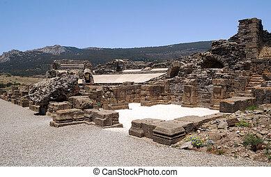 Remains of Roman civilization