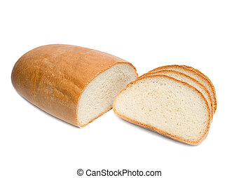 Threaded bread