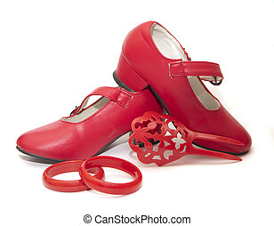 flamenco accessory