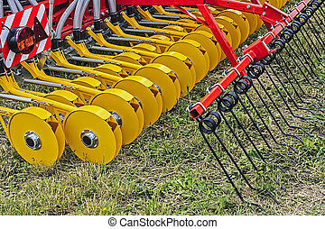 Agricultural equipment Detail 7 - Equipment for agriculture,...