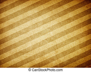 Old striped paper background.