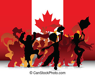 Canadian football Illustrations and Clipart. 323 Canadian football ...