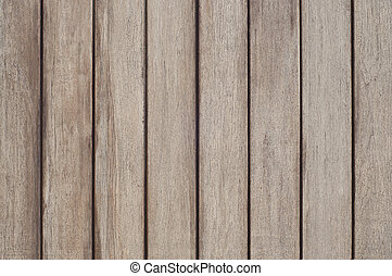 Old wood wall. - Detail and texture of old wood wall.