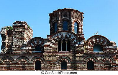 Nessebar, Bulgaria.