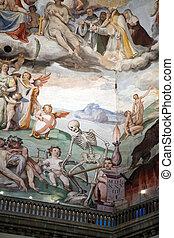 Florencja, -, Duomo, przedimek określony przed...