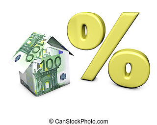House Value and Percentage - House, property and investment...