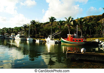 Salt River Marina US Virgin Islands - The Salt River Marina...