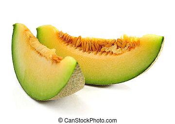 cantaloupe melon