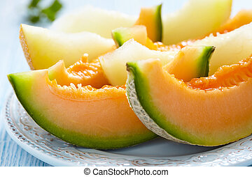 cantaloupmelon melon