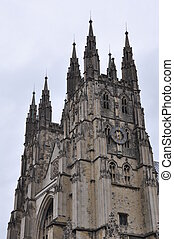 Canterbury Cathedral in England