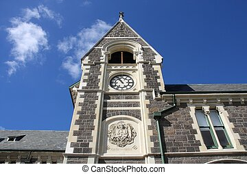 Canterbury Museum located in Christchurch, New Zealand in the city's Cultural Precinct.