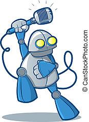 canto, robot